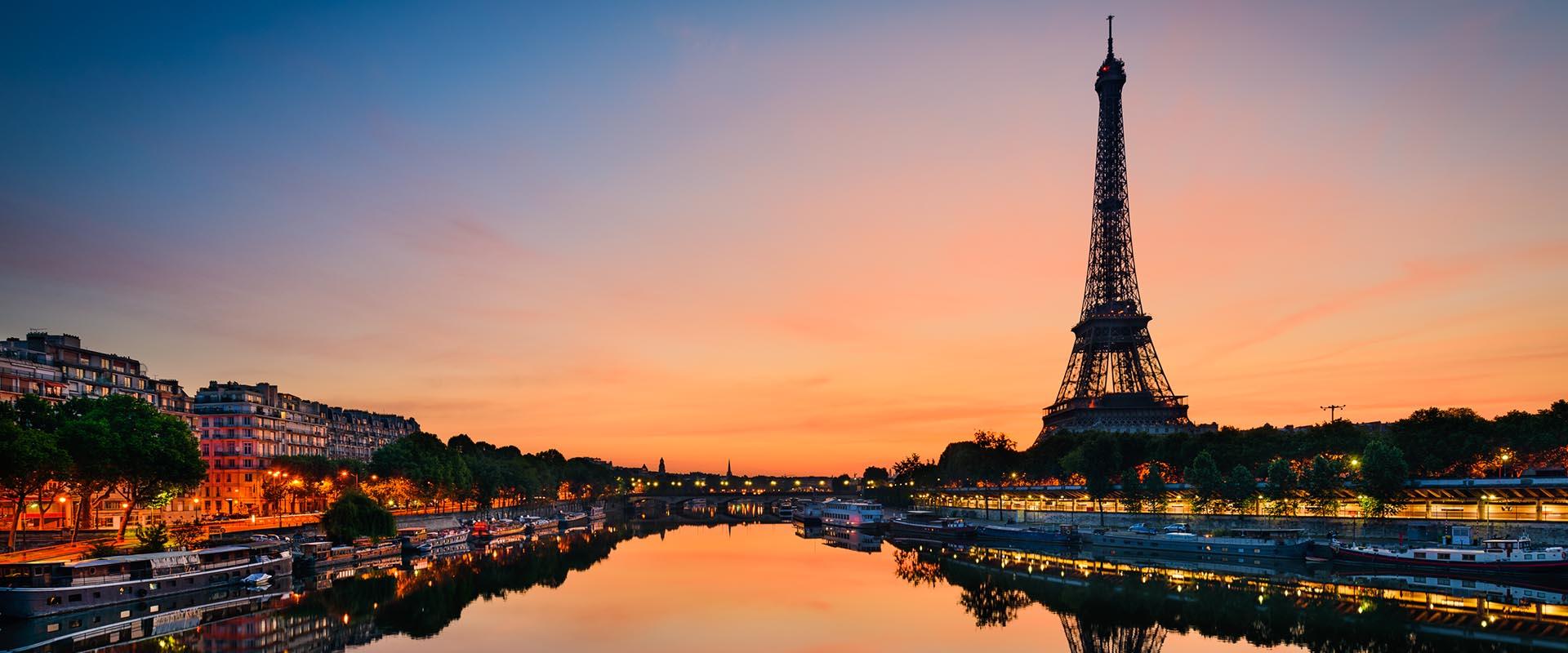 เที่ยวยุโรป Paris ฝรั่งเศส